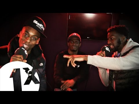 Reeko Squeeze Team Takeover with Harlem Spartans, Capo Lee, SafOne & Jetsss on DJ Target