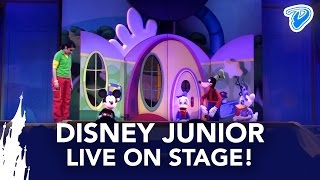 Playhouse Disney (junior) Live On Stage! - Disneyland Paris Hd Complete Full Show