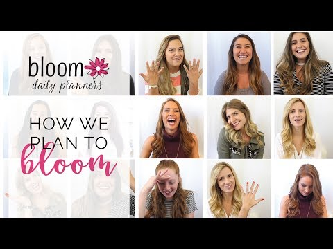 How we plan to bloom