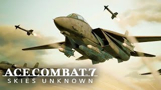 Ace Combat 7 - Skies unknown (PC) + BONUS!