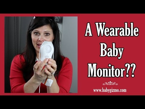 Summer Infant Babble Band Review By Baby Gizmo | A Wearable Baby Monitor
