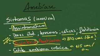Amebíase - Resumo - Parasitologia