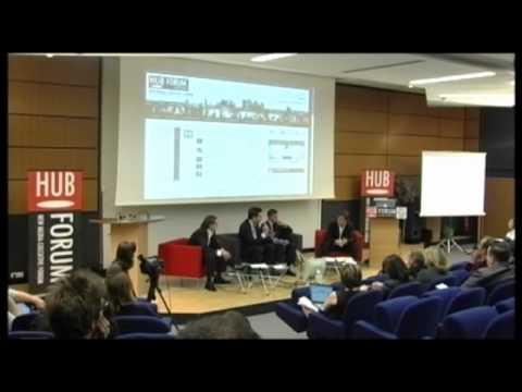 Débat INFLUENCE & PUBLICITÉ - HUBFORUM PARIS 2010