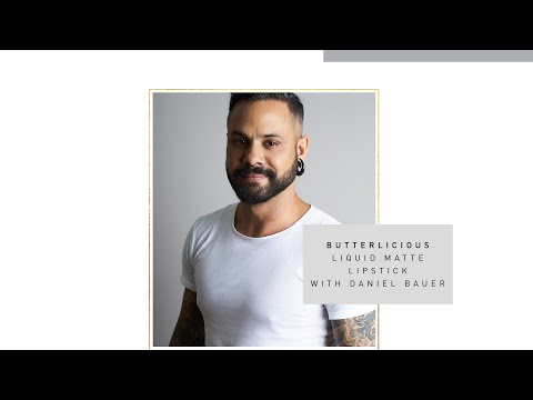 Decoding Butterlicious with Celebrity Makeup Artist Daniel Bauer | MyGlamm