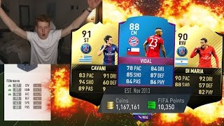 YOU HAVE TO SEE THIS HYBRID SQUAD!!! - FIFA 17 ULTIMATE TEAM