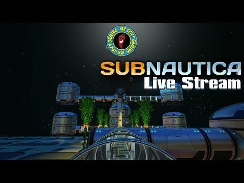 WAS KÖNNEN WIR HEUTE ERSTELLEN? - Subnautica Live # 7 + video