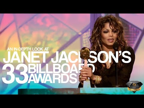 #JanetsLegacyMatters Presents: An In-depth Look At Janet Jackson's 33 Billboard Wins