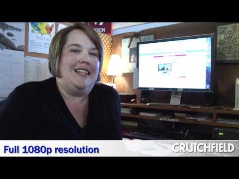 Sony KDL-40EX400 Bravia LCD HDTV Overview | Crutchfield Video
