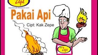 PAKAI API - Lagu Anak ANak Indonesia Tema Air Udara Api Kak Zepe TK PAUD Mp3