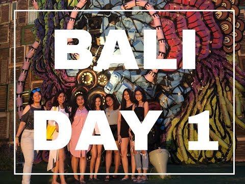 BALI - DAY 1