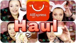 ALIEXPRESS Haul Co warto kupić a co omijać ? Wyprzedaże 11.11 Maseczki, biżuteria i inne gadżety