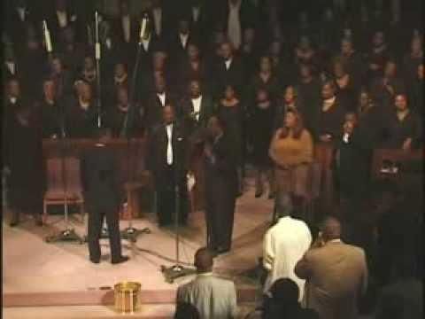 """""""Peace Be Still"""" Detroit Mass Choir featuring Bishop Edgar Vann, Jr. & Vanessa Bell-Armstrong"""