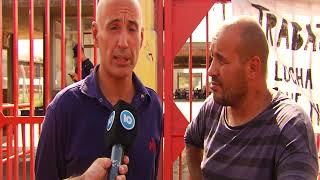 Trabajadores de Minetti en alerta frente a un posible desalojo