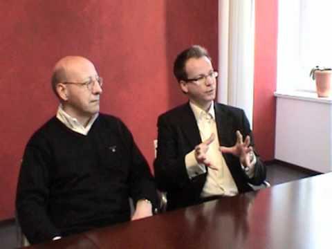 Interview mit ubitexx und Target Partners