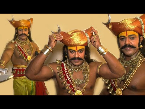 Jay Malhar - Khandoba (Devdatta Nage) Getting Ready For His Shot - Zee Marathi Serial