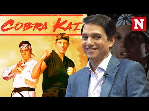 Ralph Macchio Talks New Karate Kid Series: Cobra Kai