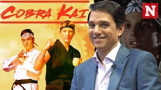 Ralph Macchio Talks New Karate Kid Series: Cobra Kai