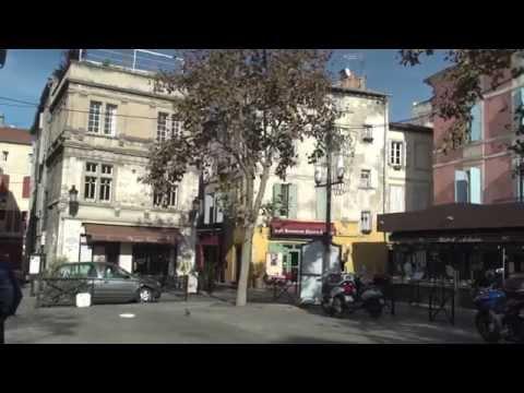 Arles, France  walking tour