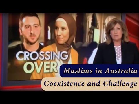 Families in Australia convert to Islam !
