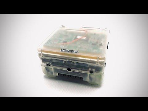 Wii SPii Portable: Wii in a GameBoy Advance SP