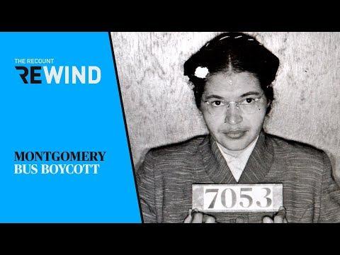 Montgomery Bus Boycott | Rewind