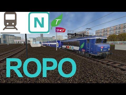 Transilien N | PARIS MONTPARNASSE - RAMBOUILLET [Open Rails/MSTS]
