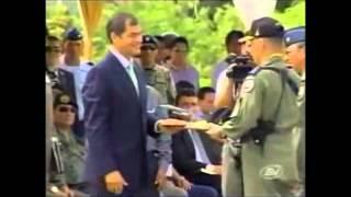 Para Recordar: 12 Aviones Chetah por $78 Millones a Ecuador