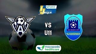 Abstrax FA vs Sparta 1979 [Indonesia Junior Mayapada League 2018] [U11] 11-3-2018