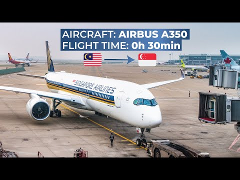 TRIPREPORT | Singapore Airlines (ECONOMY) | Airbus A350 ...