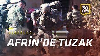 Afrin'de 3 şehit…Boğaziçi'ne baskın…Zuhal Olcay'a hapis…Sedat Laçiner'den mektup…İnternete sansür…