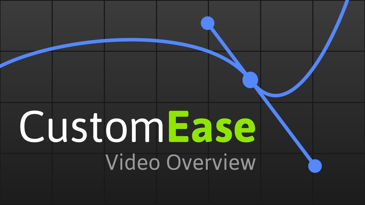 CustomEase - Products - GreenSock