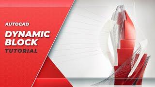 AutoCAD Dynamischer Block-Tutorial