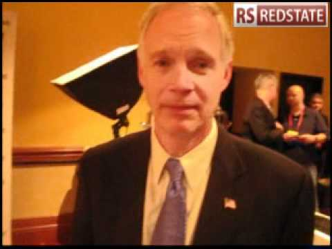 RS at CPAC: Ron Johnson (R, WI)