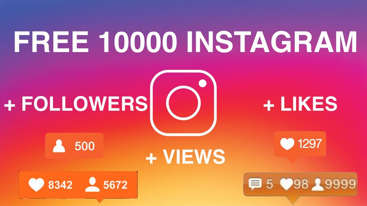 Download Instagram Auto Followers 2018-2019 | Free 10,000