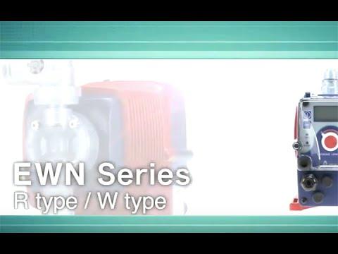 IWAKI Electromagnetic metering pumps EWN