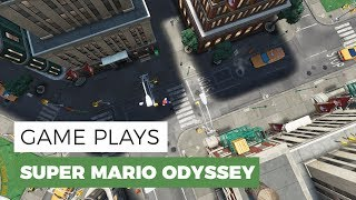 SUPER MARIO ODYSSEY - 60FPS Nintendo Switch Gameplay | Reaching New Heights