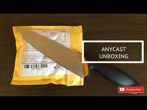 Anycast M2 Wifi Display Plus Unboxing FULLHD