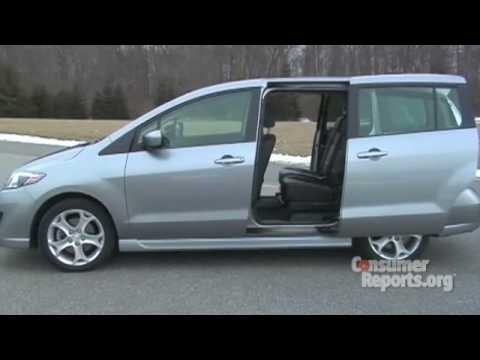 2006-2010 Mazda5 Review Consumer Reports - YouTube