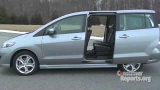 2006-2010 Mazda5 Review  Consumer Reports