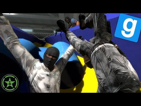 Let's Play - GMOD: Trouble in Terrorist Town