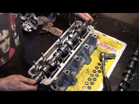 Часть2 Lada Samara Я его слепила из того что было.Ремонт 2108 (замена седла клапана.фрезеровка ГБЦ скачать