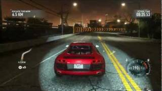 Need For Speed The Run - Escape The Mob