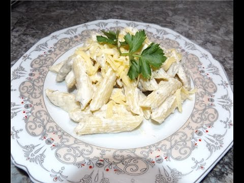 Pasta With Fresh Cream