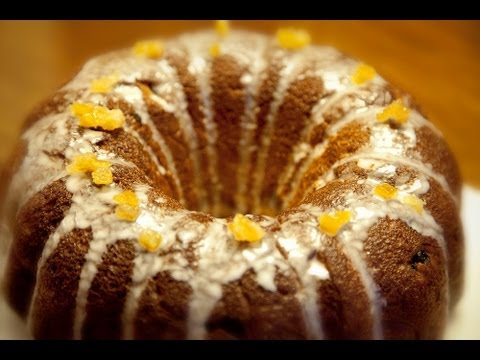 Easter Bundt Cake - Babka Wielkanocna - Ania's Polish Food Recipe #13