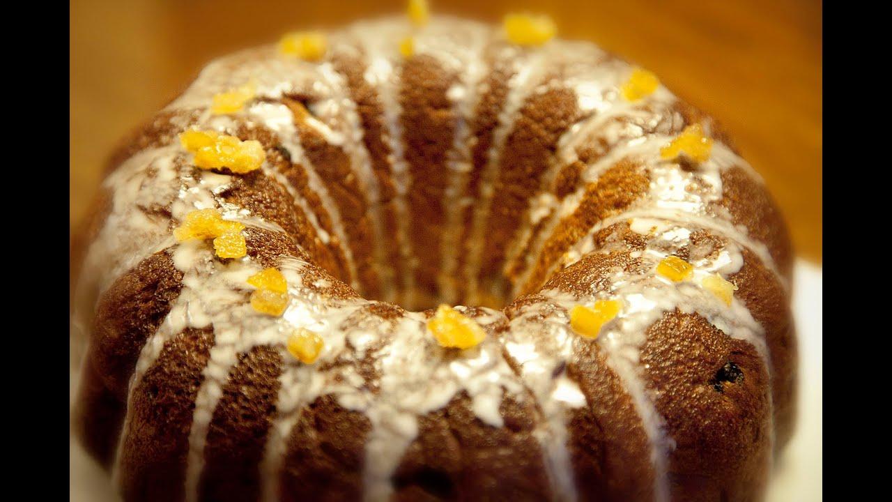 English Bundt Cake Recipes
