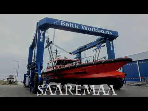 "Pilot boat ""DINA"" SAAREMAA-Baltic Workboats"