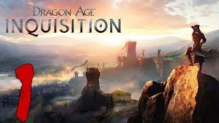 [PC] Dragon Age: Inquisition Gameplay Walkthrough - Travian's Journey #1
