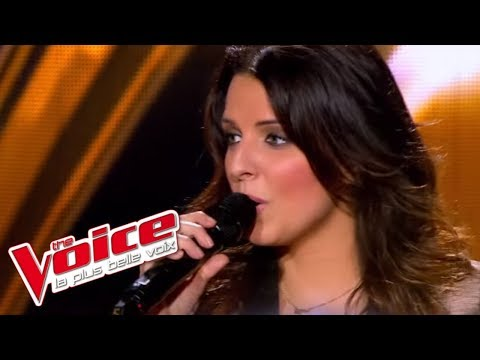 David Guetta – When Love Takes Over | Ludivine Aubourg | The Voice France 2013 | Blind Audition