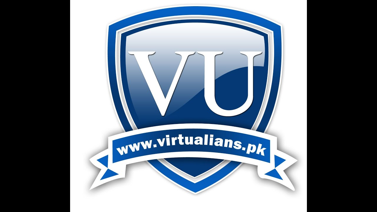 Vu assignments solutions