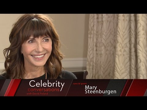 Interview Clip: Mary Steenburgen, A Walk In The Woods (From Ovation's Celebrity Conversations)